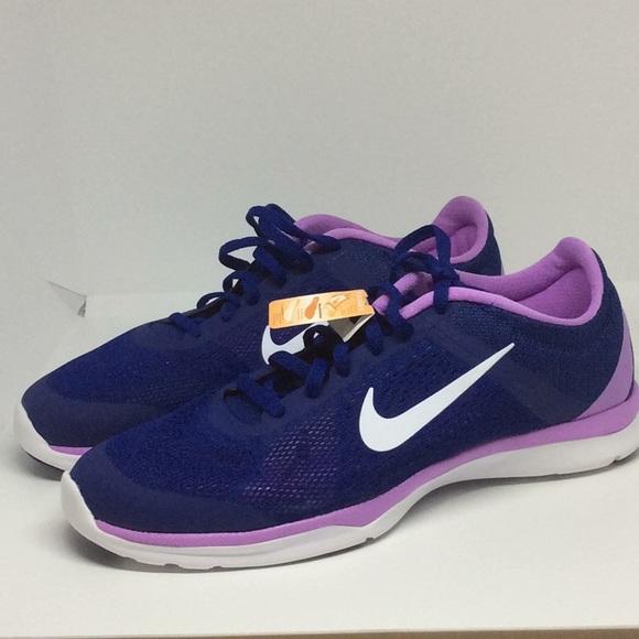 sale retailer 97321 670f1 Nike running shoe Women s size 11 purple blue. M 5b8802b834e48a3808f2c2b5
